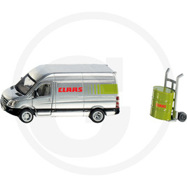 Claas service vehicle