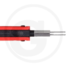 Terminal extractor tool for plug in sockets G+H VKR Plus